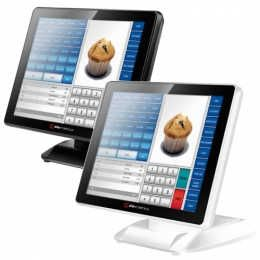 Posiflex PS-3415E Touch Screen POS Terminal 5