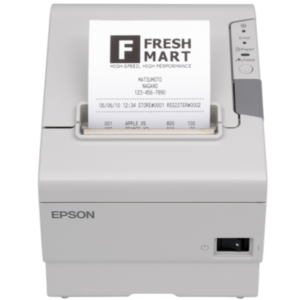 Epson TM-T88V, USB, Drawer Kick-Out, Buzzer, White 5