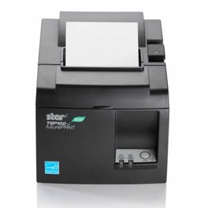 Star TSP143IIIBI Receipt Printer, BT, Grey 5